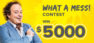 What a Mess Contest - Promutuel Insurance